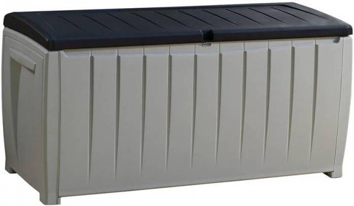 Kussen opbergbox groot simple grote tuinkussen opbergbox with